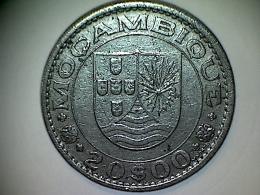 Mozambique 20 Escudos 1972 - Mozambique