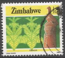 Zimbabwe. 1985 National Infrastructure. 1c Used. SG 659 - Zimbabwe (1980-...)