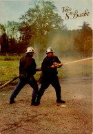 POMPIERS   / SAINTE  BARBE LOT  1573 - Firemen