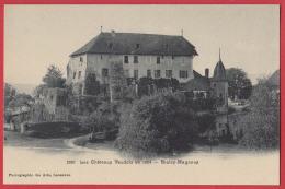 Bioley - Magnoux : Série LES CHATEAUX VAUDOIS En 1905 . - VD Vaud