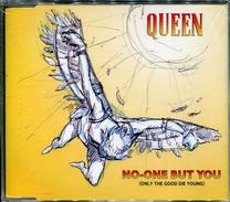 Queen - CD Single Promo 1 Titre - No-One But You - UK Neuf Et Scellé - Collectors
