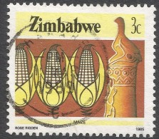 Zimbabwe. 1985 National Infrastructure. 3c Used. SG 660 - Zimbabwe (1980-...)