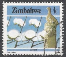 Zimbabwe. 1985 National Infrastructure. 4c Used. SG 661 - Zimbabwe (1980-...)