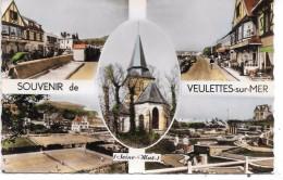 Souvenir De VEULETTES SUR MER - France