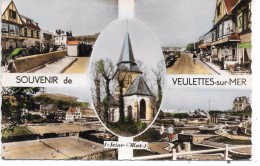 Souvenir De VEULETTES SUR MER