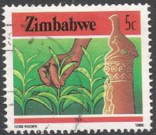 Zimbabwe. 1985 National Infrastructure. 5c Used. SG 662 - Zimbabwe (1980-...)