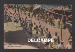 DF / 34 HERAULT / PALAVAS LES FLOTS / DÉFILÉ DES JOUTEURS / ANIMÉE - Palavas Les Flots