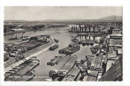 14595 - Basel Kleinhüninger Rheinhafen - BS Bâle-Ville