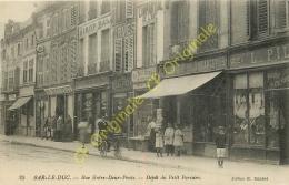55. BAR LE DUC . Rue Entre Deux Ponts .  Dépot Du Petit Parisien . - Bar Le Duc