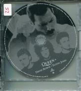 "Queen""CD Single Promo""Under Presure""UK ( FEAT. DAVID BOWIE & ELTON JOHN ) Neuf Et Scellé - Collectors"