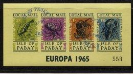 Pabay, Scotland, 1965, Local, Crabs - Autres - Europe