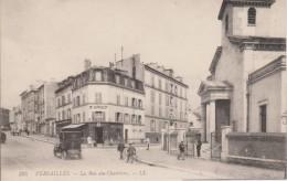 78-VERSAILLES-RUE DES CHANTIERS-BELLE CARTE - Versailles