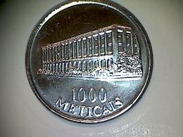 Mozambique 1000 Meticais 1994 TTB - Mozambique