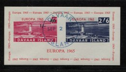 Davaar Isl., Scotland  1965 - Europe (Other)