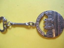 Chateau De CHAMBORD/ /Années 60     POC115 - Porte-clefs