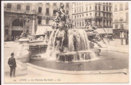 Lyon : Fontaine Bartholdi - Lyon 1