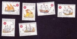 Sovereign Order Of Malta, Scott #Unlisted, Mint Never Hinged, Ships, Issued 1968 - Malta