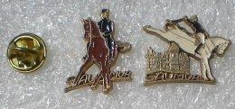 CADRE NOIR DE SAUMUR 2 PIN'S           YYY  108 - Armee