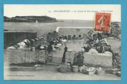 CPA 151 Lavandières Laveuses Blanchisseuses Lessivières Le Lavoir De Pors-Laouen - L'Ile Tristan DOUARNENEZ 29 - Douarnenez