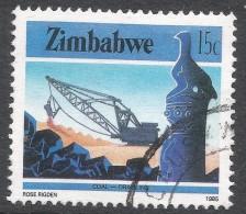 Zimbabwe. 1985 National Infrastructure. 15c Used. SG 667 - Zimbabwe (1980-...)