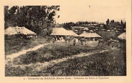 ETHIOPIE VICARIAT DE HARAR (MISSION GALLA ) HABITATION DES SOEURS ET ORPHELINAS - Ethiopia