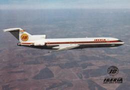 BOEING 727 CIE IBERIA (DIL222) - Avions