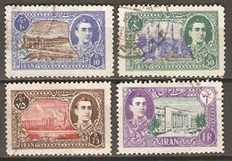 IRAN     -      1950 .    L O T  -    Oblitérés. - Iran