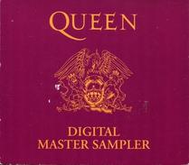 """Queen""""CD Album Promo""""Digital Master Sampler""""Collector Rare - Collector's Editions"""