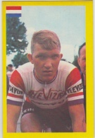 Coureur Cycliste / Wielrenner / Ciclista - Jos Van Der Vleuten ( Nederland ) - TeViziers Batavia - Non Classés