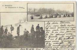 Bataillon De Chasseurs A Pied - Oorlog 1914-18