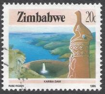 Zimbabwe. 1985 National Infrastructure. 20c Used. SG 670 - Zimbabwe (1980-...)