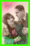 COUPLES - JOYEUX NOEL -  ÉCRITE EN 1930 - R.I.P. - - Couples