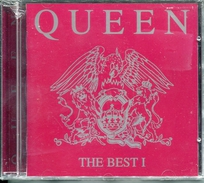 """Queen""""CD Album""""The Best I Rouge""""Rare France Neuf Et Scellé - Collector's Editions"""