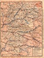 VP4534 - Carte Postale Télégraphique , Téléphonique & Des Chemins De Fer Du Dépt De L' AISNE - Cartes