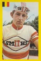 Coureur Cycliste / Wielrenner / Ciclista - Albert Van Vlierberghe ( Belgium ) - Smiths - Non Classés