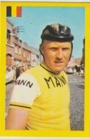 Coureur Cycliste / Wielrenner / Ciclista - Lode Troonbeeckx ( Belgium ) - Mann - Vieux Papiers