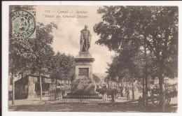 Aurillac : Statue Du Général Delzon - Aurillac