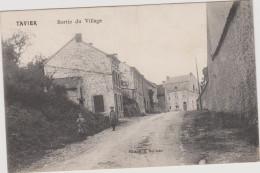 (4264D) Tavier Sortie Du Village 1914 - Anthisnes