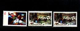 UNITED STATES/USA - 1976  CHRISTMAS SET  MINT NH - Stati Uniti