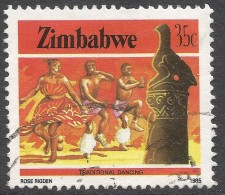 Zimbabwe. 1985 National Infrastructure. 35c Used. SG 675 - Zimbabwe (1980-...)