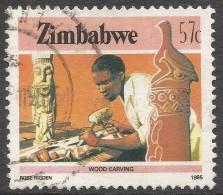 Zimbabwe. 1985 National Infrastructure. 57c Used. SG 677 - Zimbabwe (1980-...)