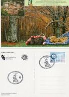 GUBBIO (PG) - Mostra Mercato Nazionale Del Tartufo Bianco E Dei Prodotti Agroalimentari - - Agriculture