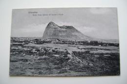 GIBRALTAR   GIBILTERRA  ROCK  NON   VIAGGIATA  COME DA  FOTO FORMATO PICCOLO - Gibilterra