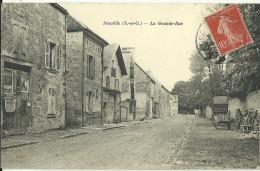 Neuville La Grande Rue - Neuville-sur-Oise