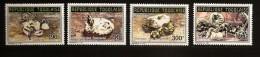 Togo 1992 N° 1317 / 20 ** Animaux, Oeufs, Eclosion, Serpent, Python Regius, Cléopâtre, Python Royal, Constricteur - Togo (1960-...)