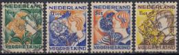 Holanda 1932 Nº 245/48 Usado - Usados