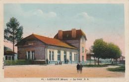 55 - SAMPIGNY - La Gare - France