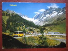 Blatten (Lötschen) (VS) -  Fafleralp / Autobus - VS Wallis