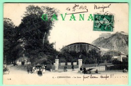50 CHERBOURG - La Gare - Cherbourg