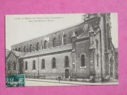 PARIS - Eglise De L'Immaculée Conception - Rue Du Rendez-vous - Arrondissement: 12